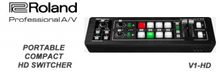 Compact HD Switcher