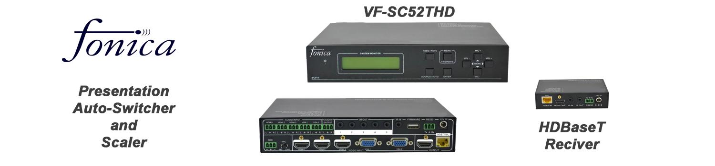 VF-SC52THD Presentation Switcher