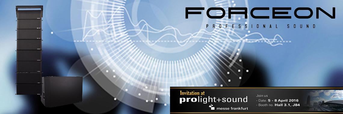 Pro Sound and Light 2016