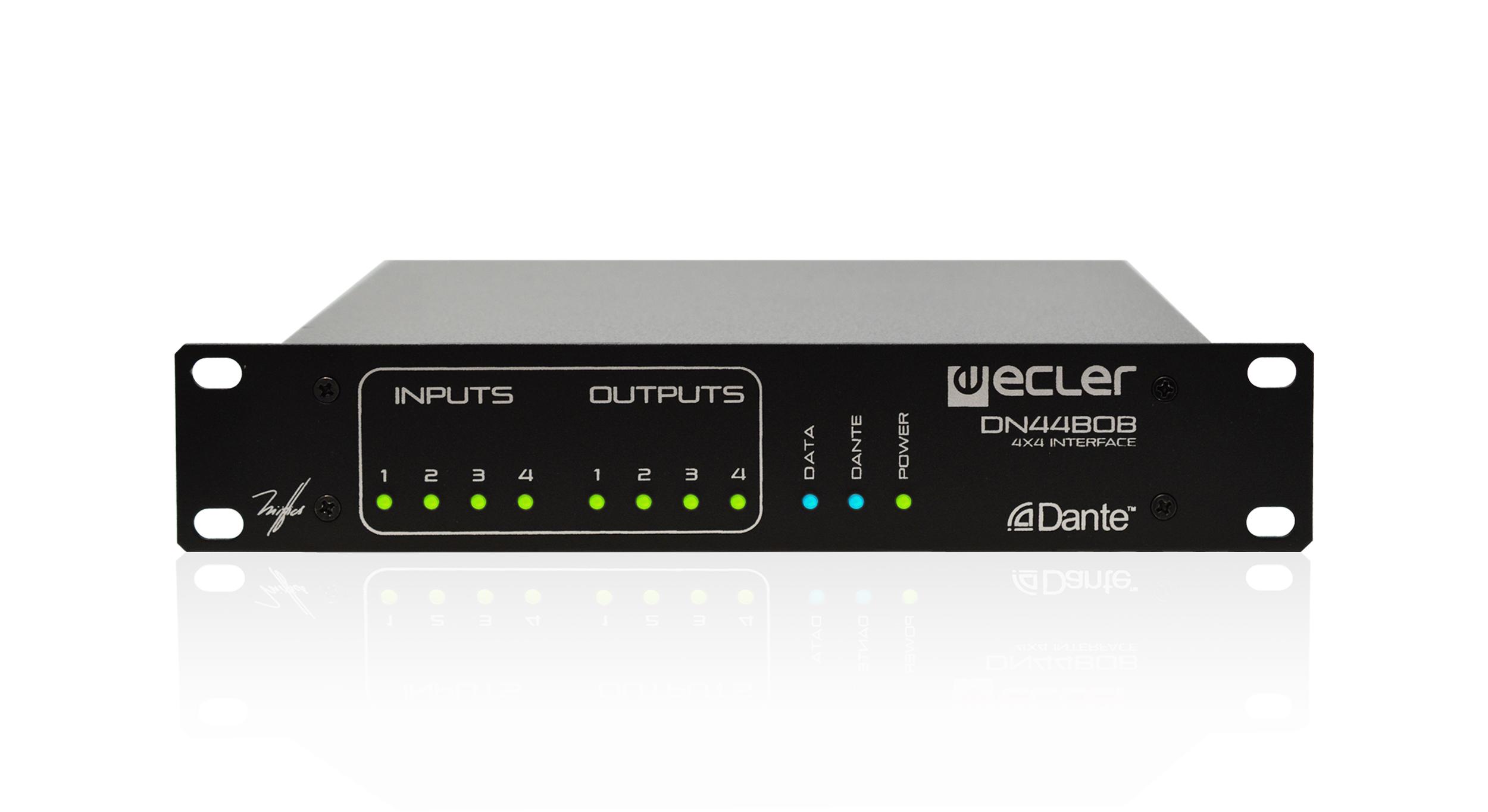 DANTE - Digital Audio Network - Audio over IP
